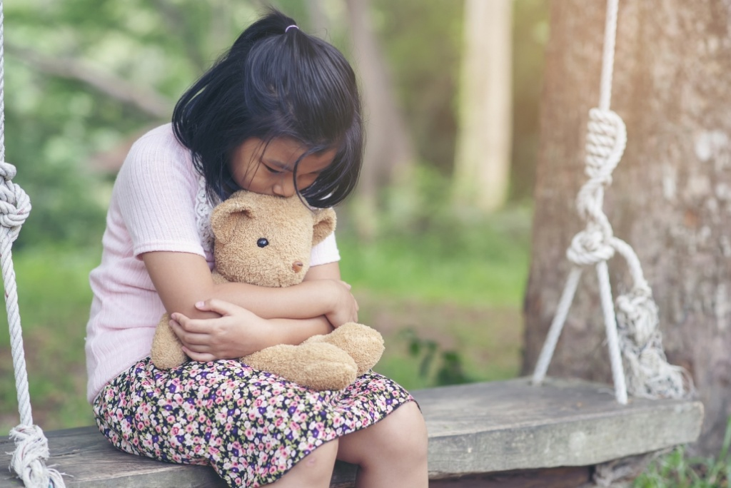 Counselling for a sad child
