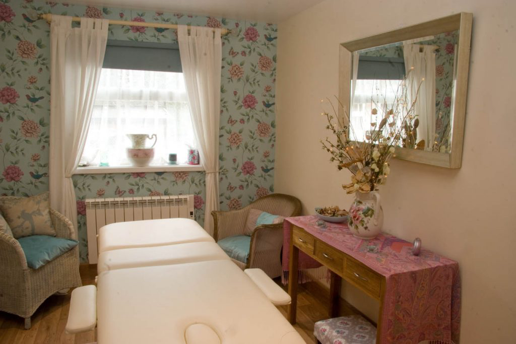 Therapy and treatment room at Brighter Futures Personal Growth